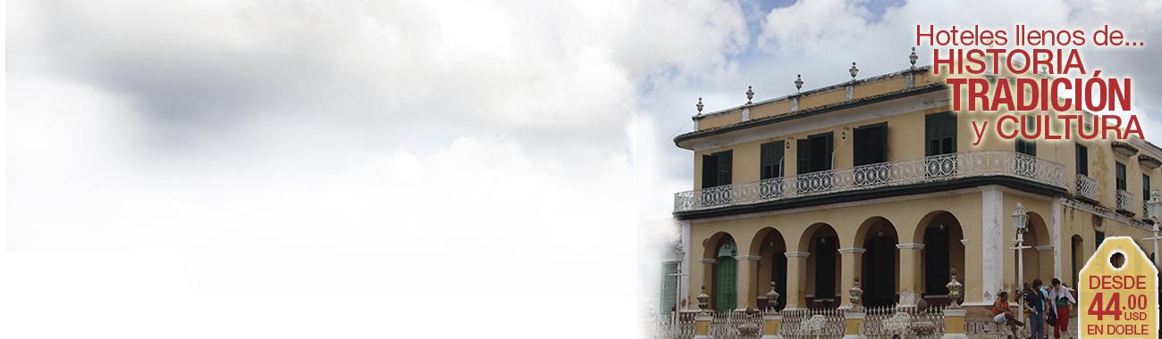 Visita Ciudades Patrimoniales de Cuba