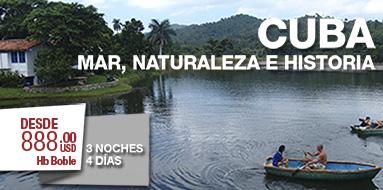 Cuba,Mar, Naturaleza e Historia