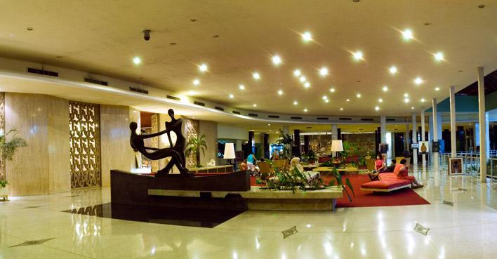 lobby hotel riviera