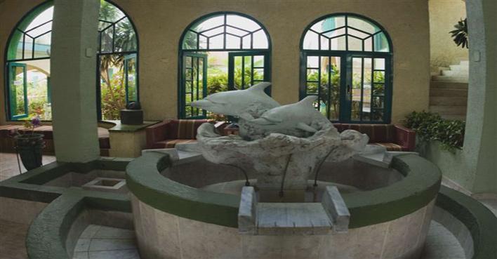 lobby los delfines